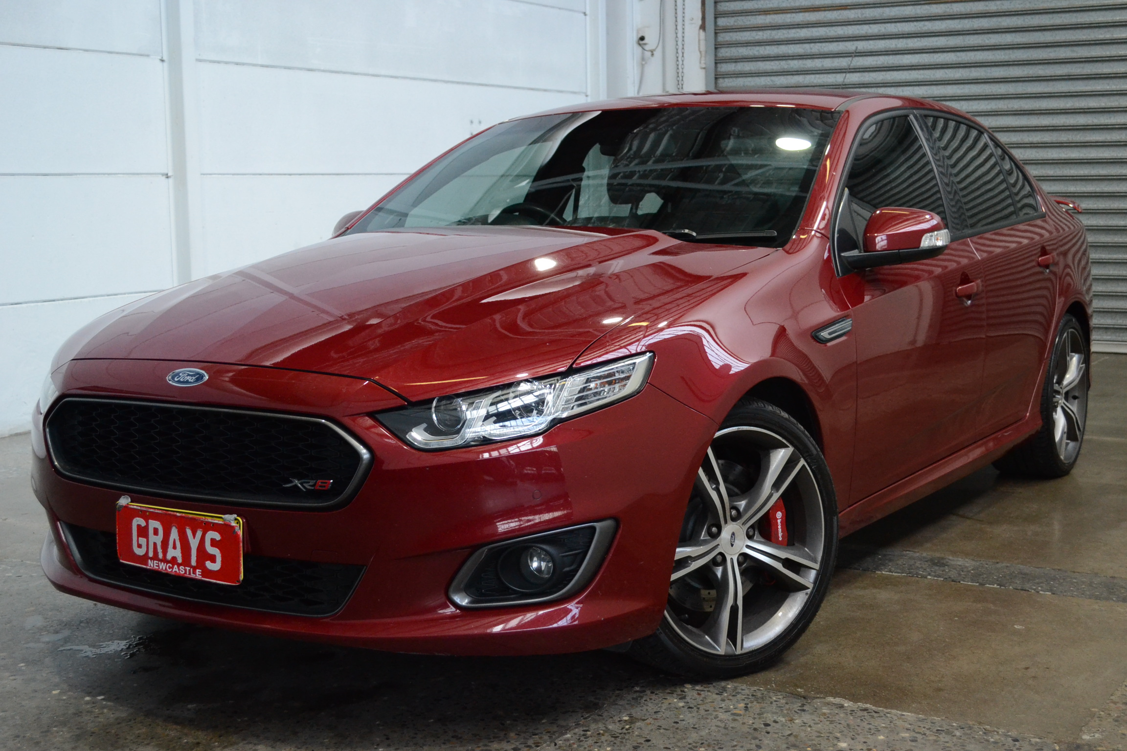 2015 Ford Falcon XR8 FG X Automatic Sedan