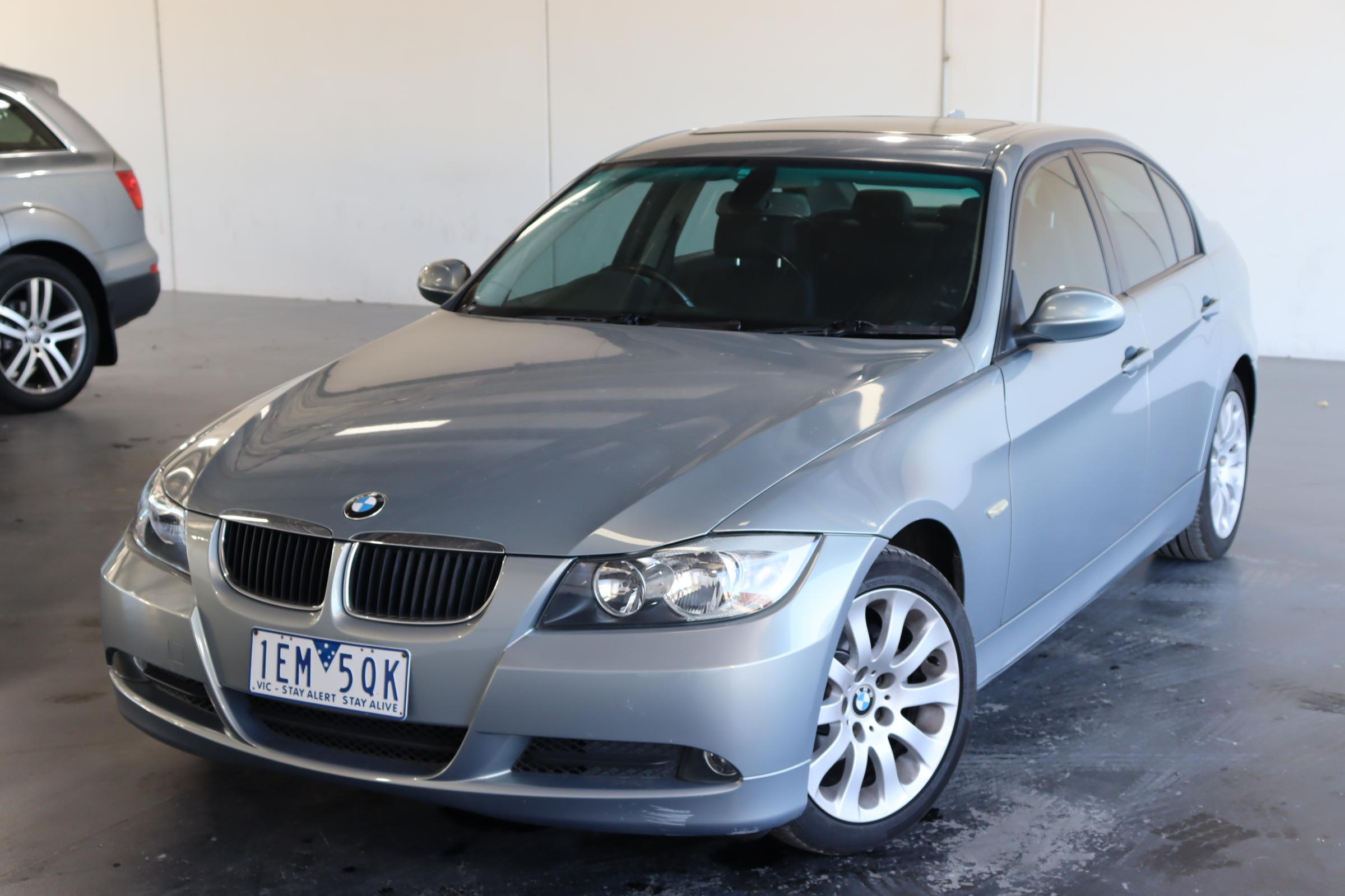 2006 BMW 3 20d E90 Turbo Diesel Automatic Sedan