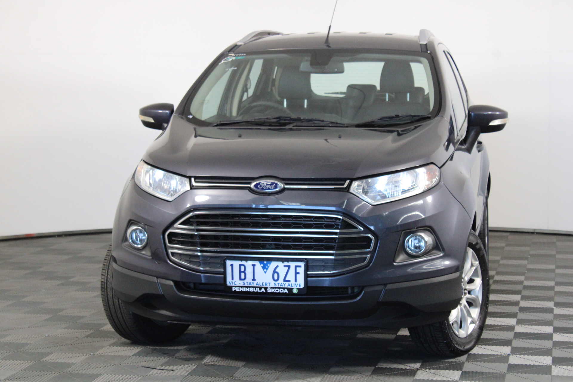 2014 Ford Ecosport Titanium BK Automatic Wagon