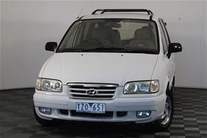 2005 Hyundai Trajet V6 2.7 Automatic 7 S
