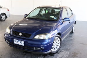 2003 Holden Astra CDX TS Automatic Hatch
