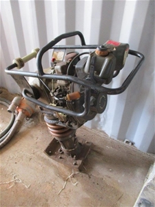 Unbranded Wacker Packer with Single Cyli