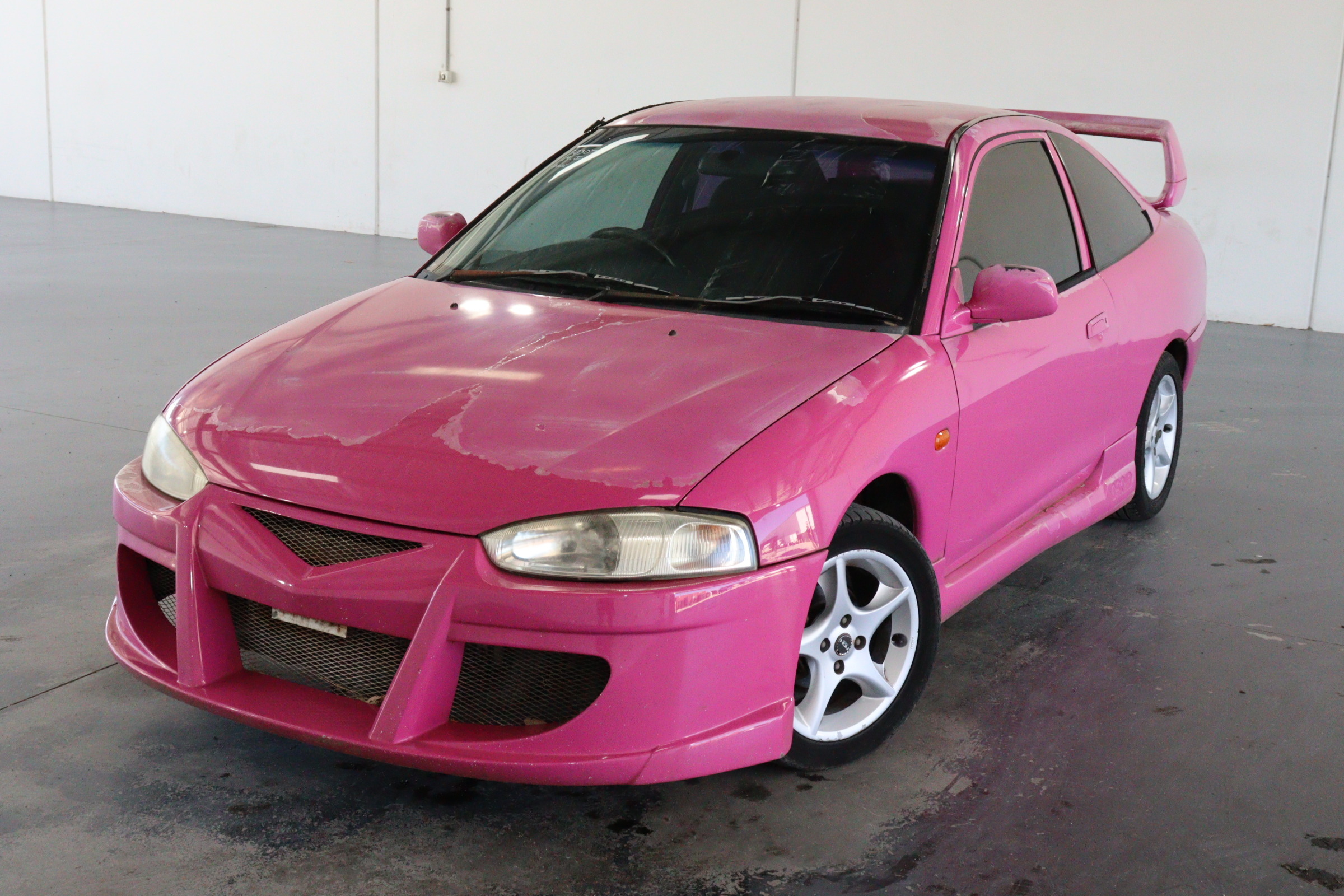 2000 Mitsubishi Lancer MR CE Automatic Coupe (WOVR Inspected)