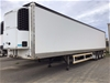 <p>2008 Vawdrey VBS3OD Triaxle Refrigerated Trailer (Pooraka,SA)</p>