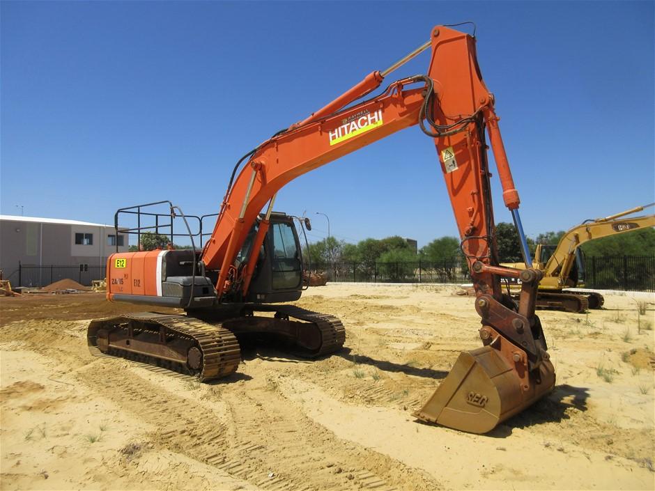 2012 Hitachi ZX 210LC Hydraulic Excavator