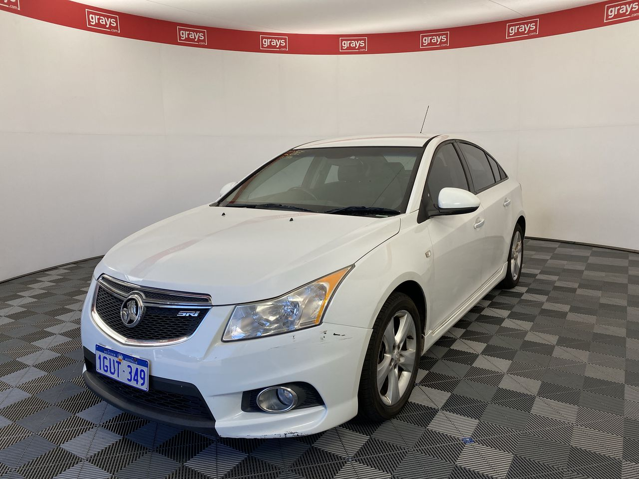 2012 Holden Cruze SRI JH Automatic Sedan