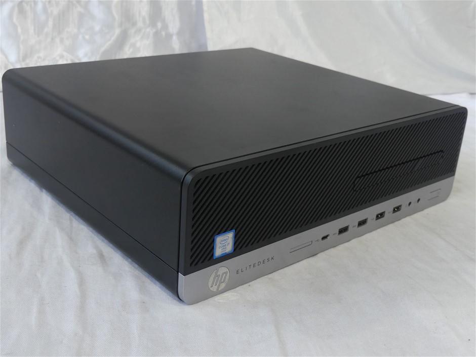 HP EliteDesk 800 G3 SFF Small Form Factor (SFF) Desktop PC
