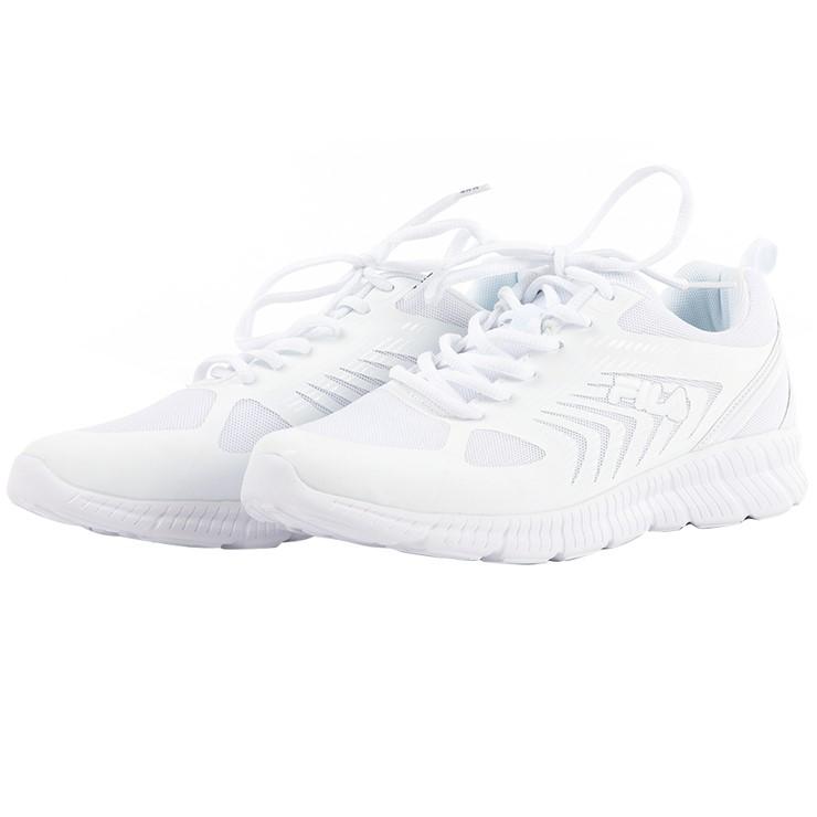FILA Men`s Ardea Running Shoes, Size UK 9.5, White. (SN:CC71871) (279323-47