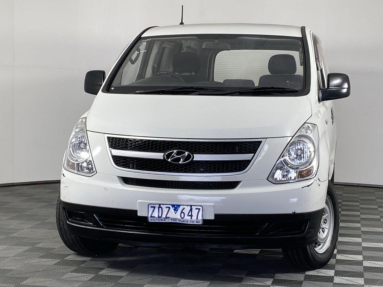 2010 Hyundai iLOAD TQ Turbo Diesel Manual Van