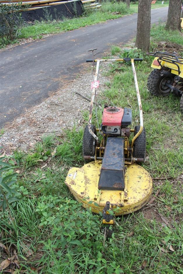 Masport Commander 660 Power Drive Lawn Mower