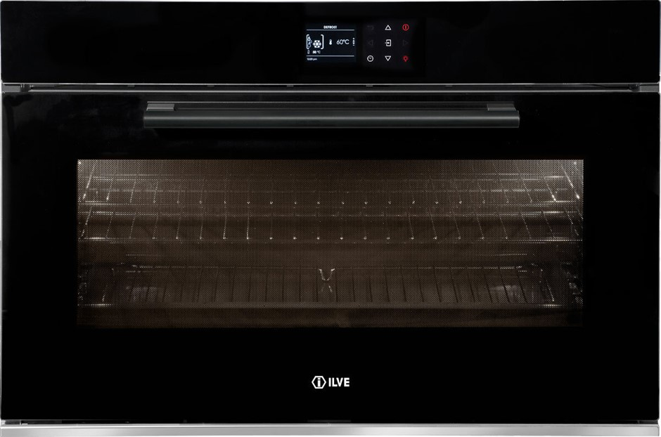 ILVE 90cm Touch Control Built-In Oven (900STCPBV)