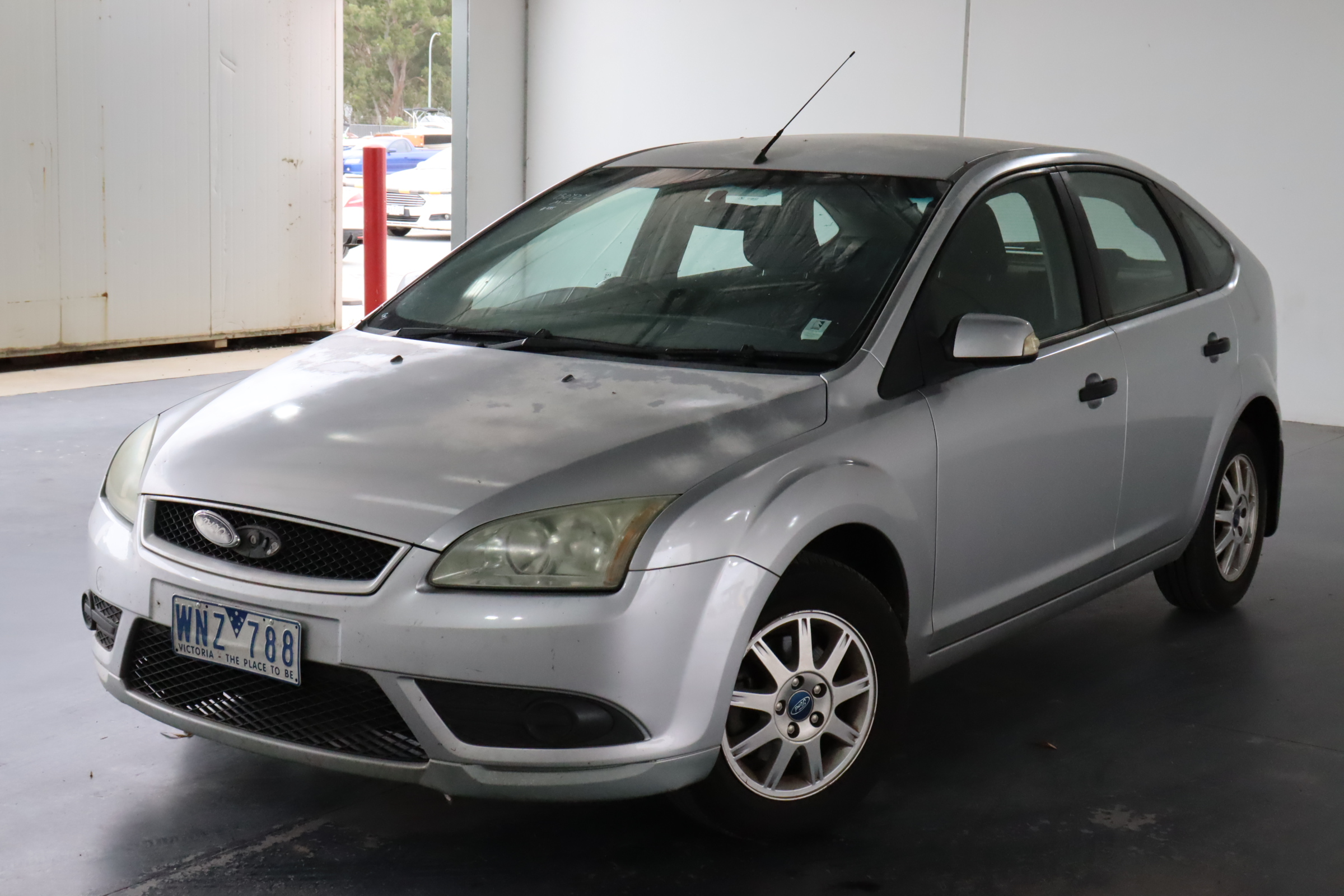 2008 Ford Focus CL LT Automatic Hatchback
