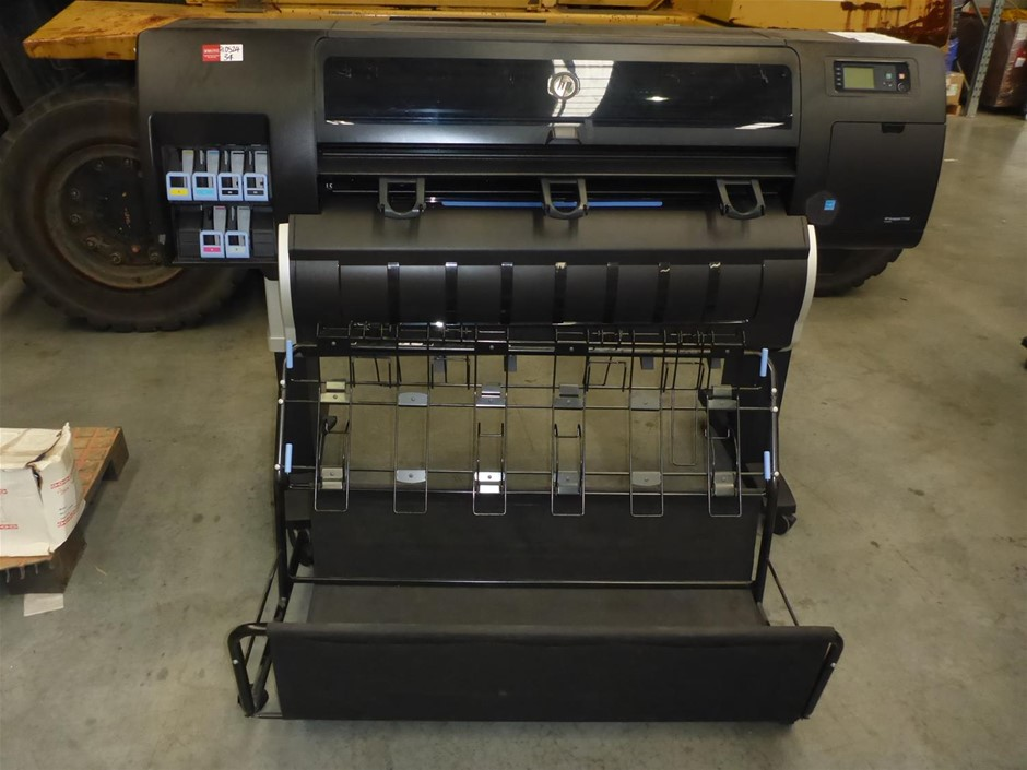 HP (Designjet T7200) Plotter