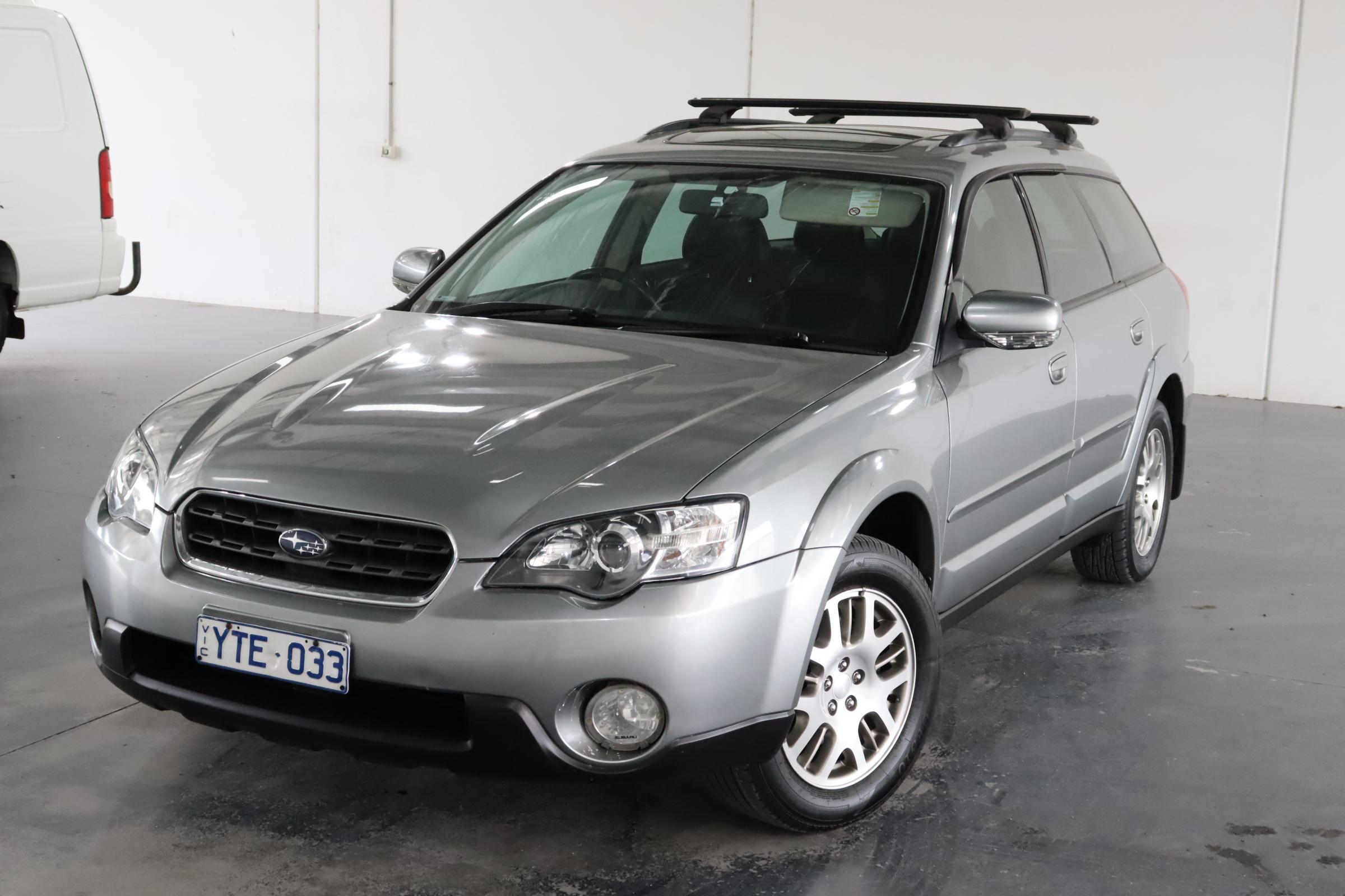 2006 Subaru Outback Automatic Wagon