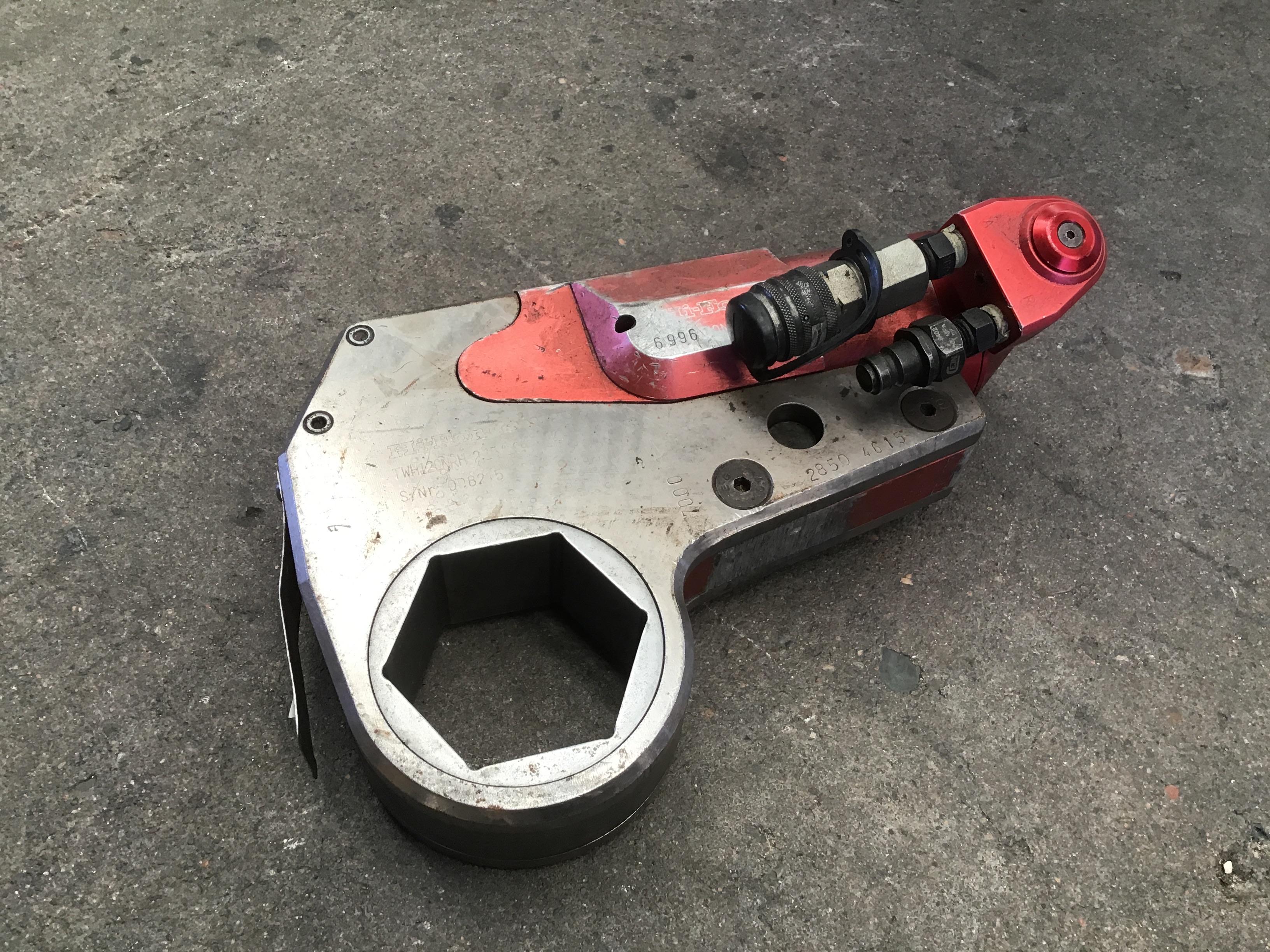 Hi-Force Hydraulic Torque Wrench