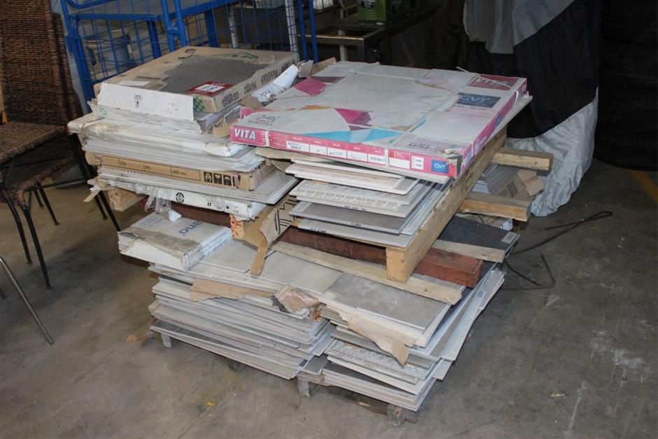 Pallet Assorted Tiles