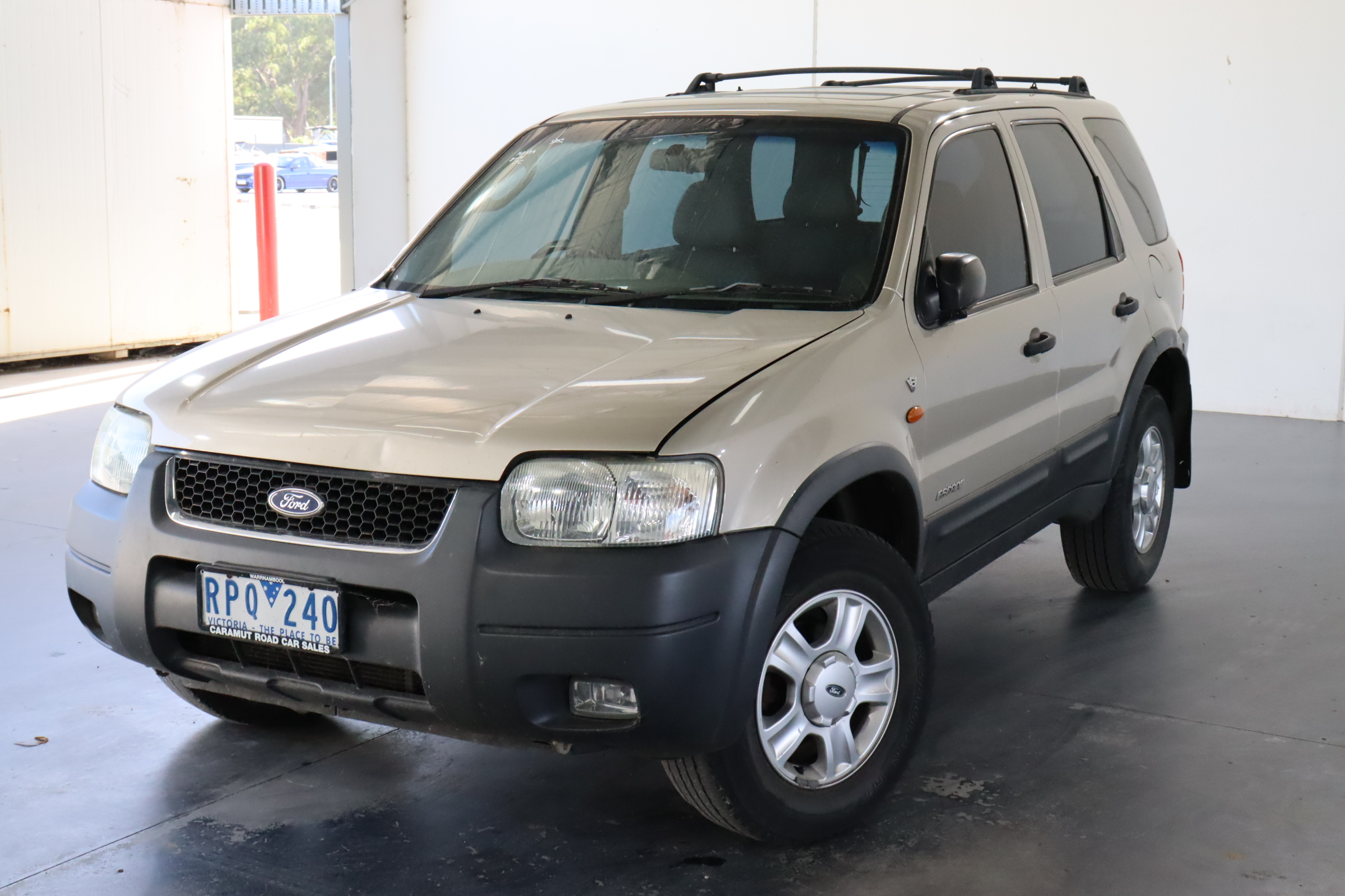 2002 Ford Escape Limited BA Automatic Wagon