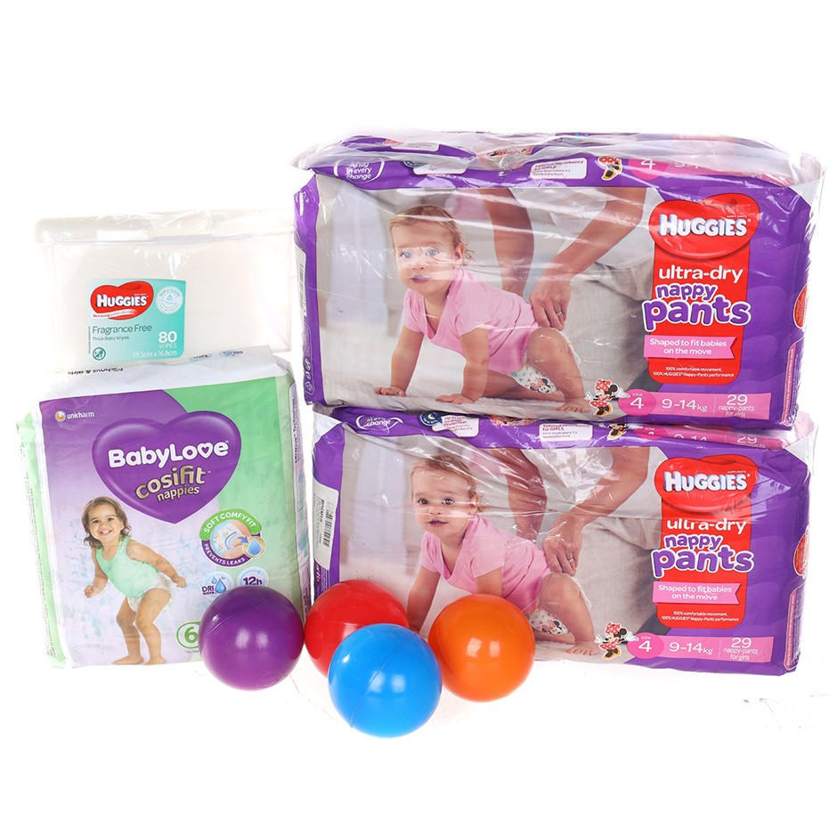 Mixed Baby Pack. (SN:B02Z3408) (279351-536)