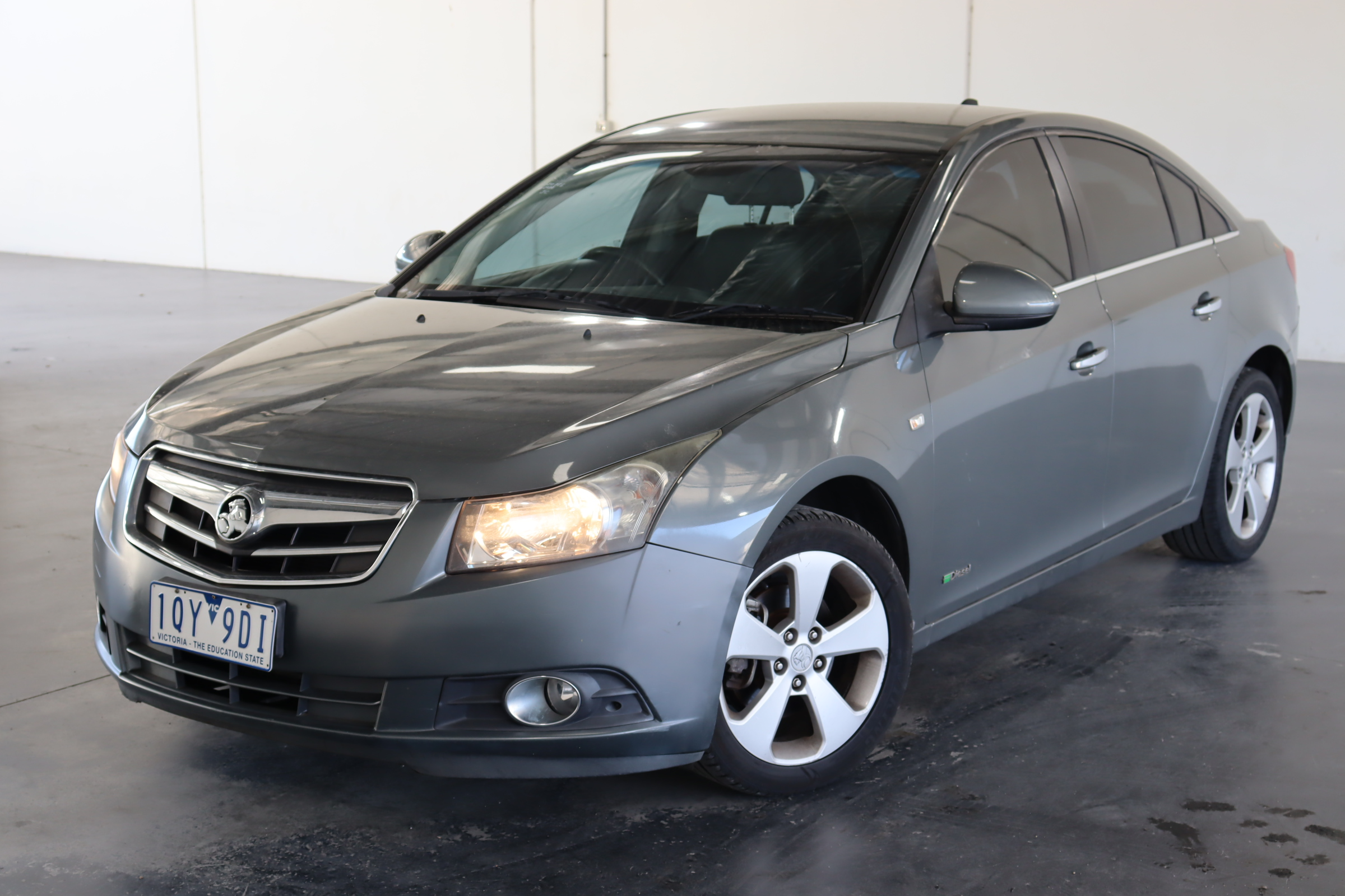 2010 Holden Cruze CDX JG Turbo Diesel Automatic Sedan