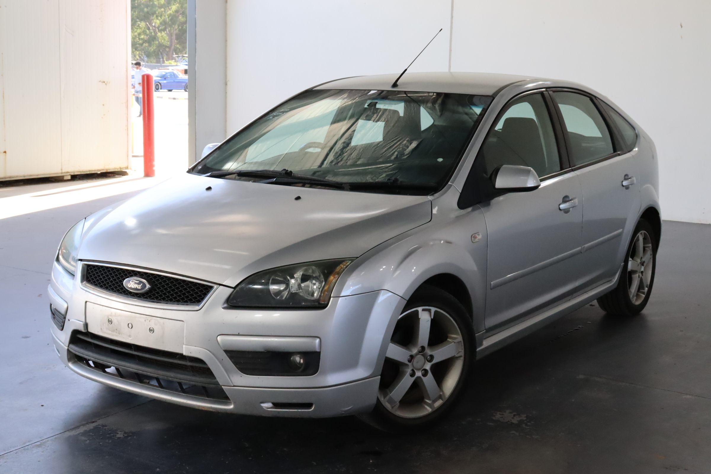 2007 Ford Focus Zetec LS Manual Hatchback