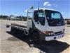<p>1998 Isuzu NPR200 4 x 2 Beavertail Truck</p>