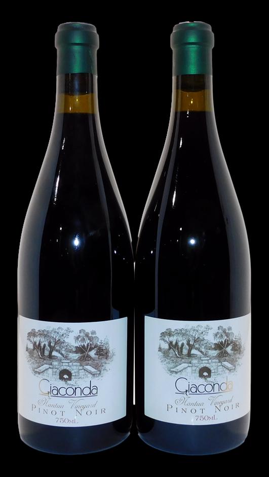Giaconda Nantua Pinot Noir 2004/2005 (2x 750mL), Beechworth VIC