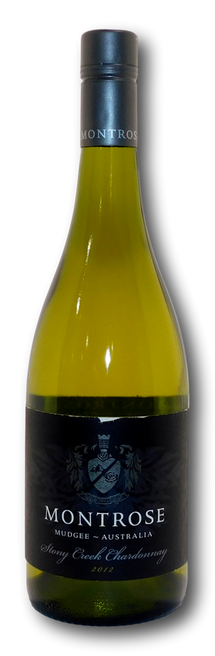 Montrose Stony Creek Chardonnay 2012 (1x 750mL), Mudgee, NSW