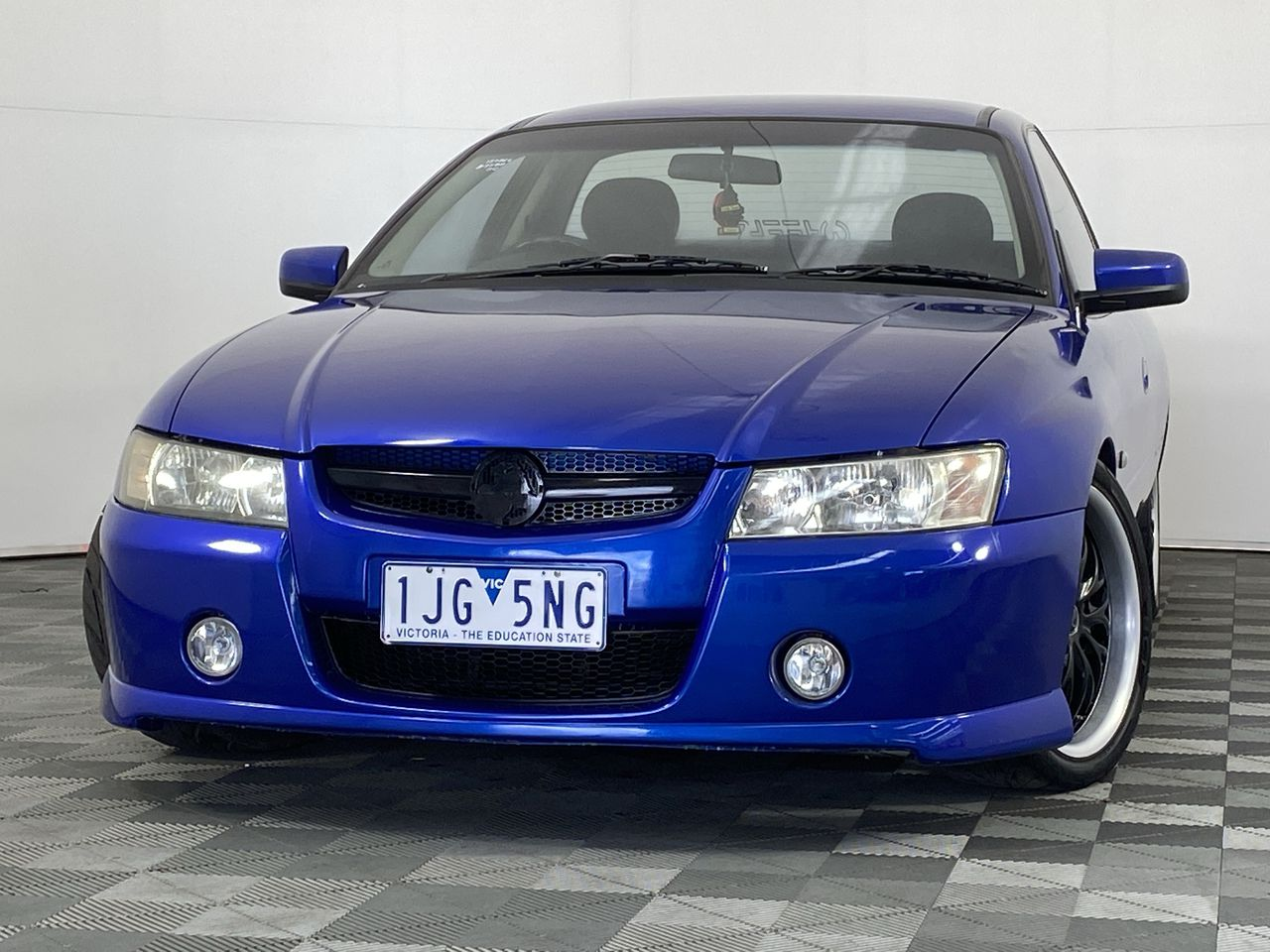 2005 Holden Commodore S VZ Automatic Ute (WOVR Inspected)