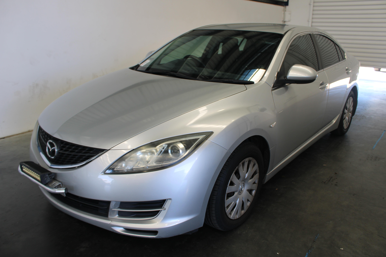2010 Mazda 6 Limited GH Automatic Sedan