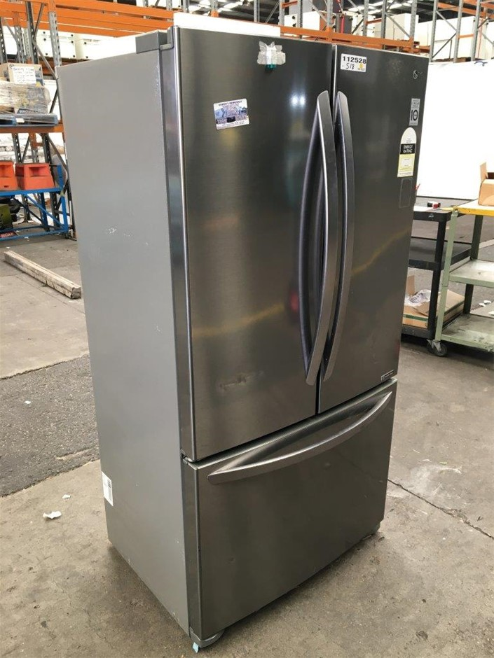 LG GF-B620PL 620L Stainless Steel French Door Refrigerator