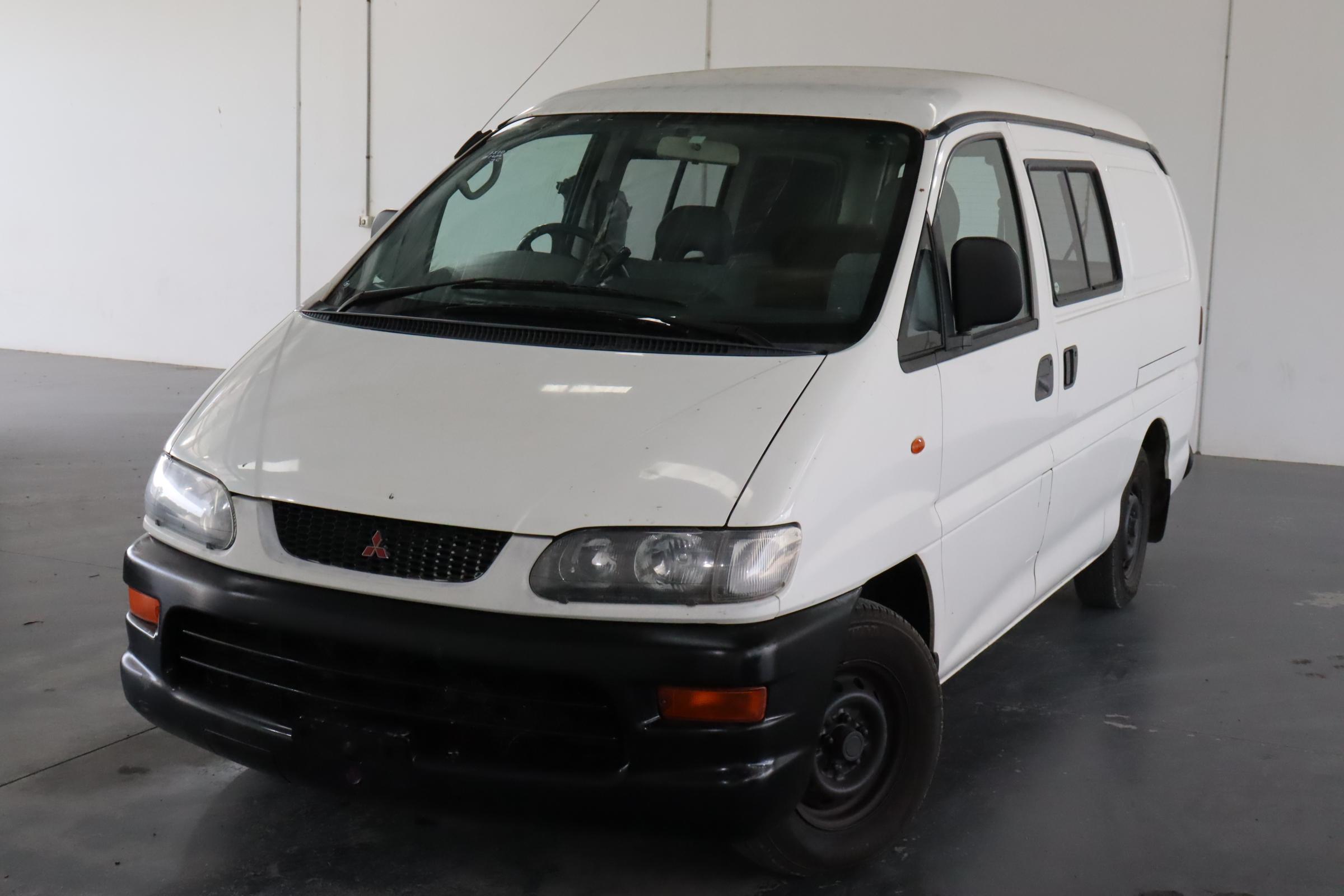 1997 Mitsubishi Express WA Automatic Van