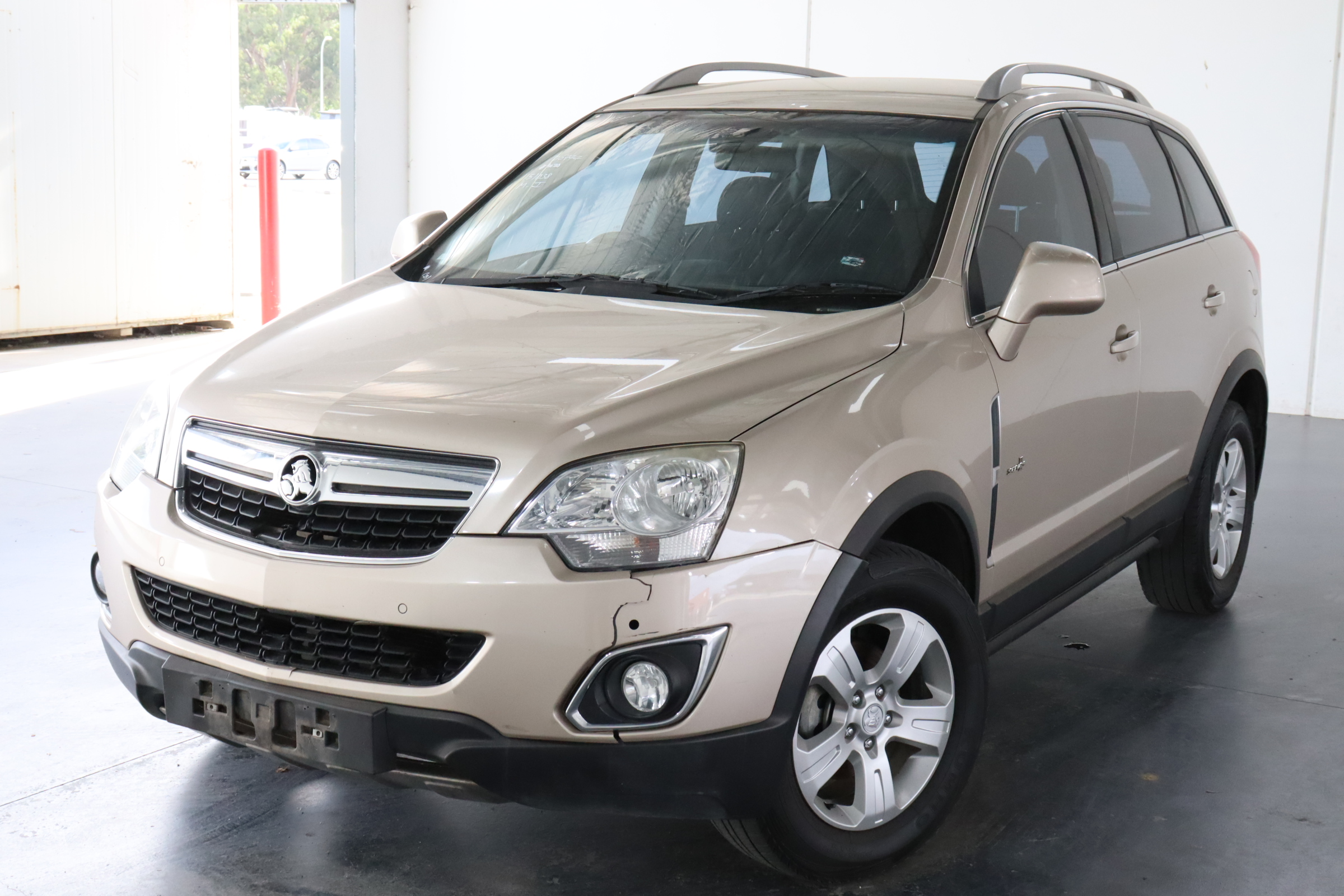 2012 Holden Captiva 5 (FWD) CG II Manual Wagon