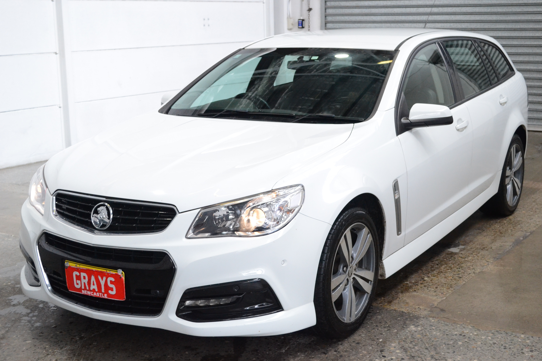2014 Holden Commodore SV6 VF Automatic Wagon