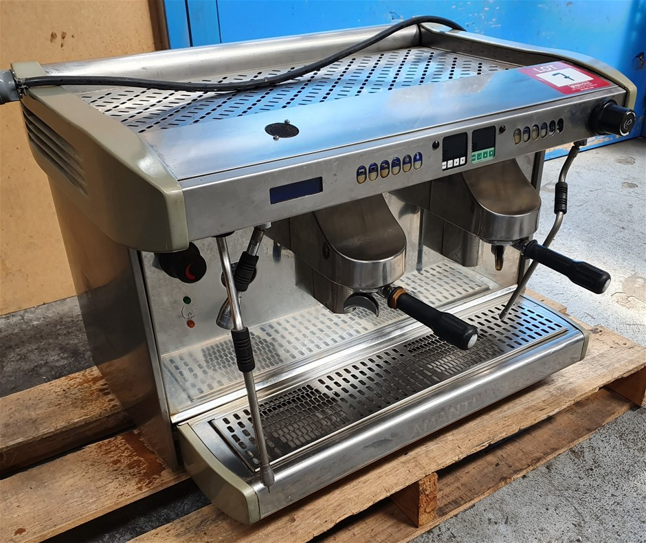 Amanti 2 Group Coffee Machine - Semi Auto