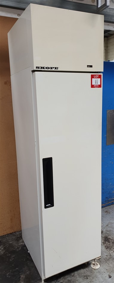 Skope Slimline Storage Fridge - 500Ltr