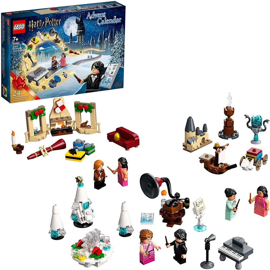 LEGO Harry Potter Advent Calendar. Buyers Note - Discount Freight Rates App