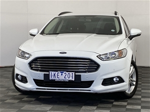 Ford Mondeo Ambiente MD Turbo Diesel Aut