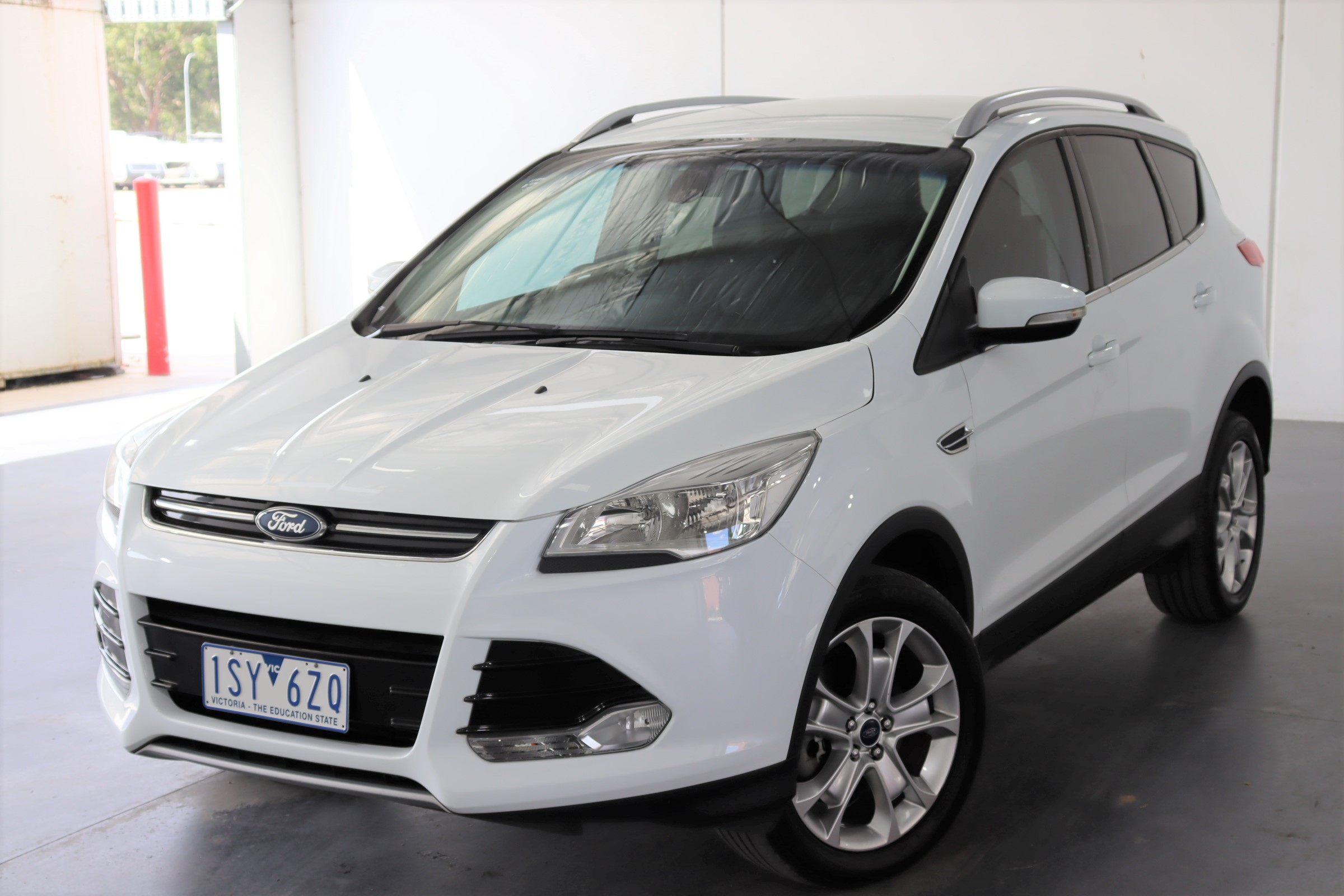 2013 Ford Kuga AWD TREND TF Automatic Wagon