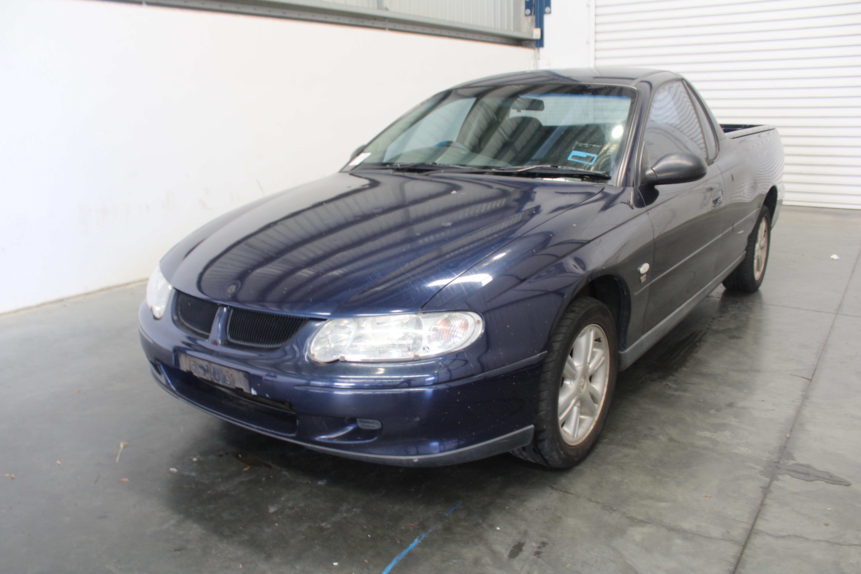 2001 Holden Ute VU Automatic Ute (WOVR-Inspected)