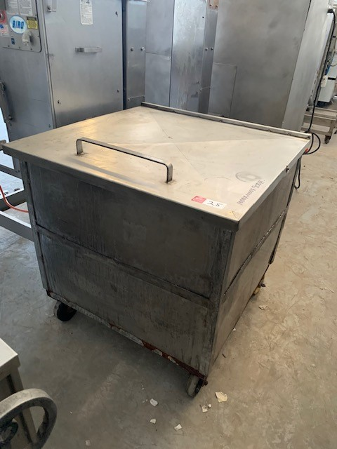 Stainless Steel Small Good Cooking Tank