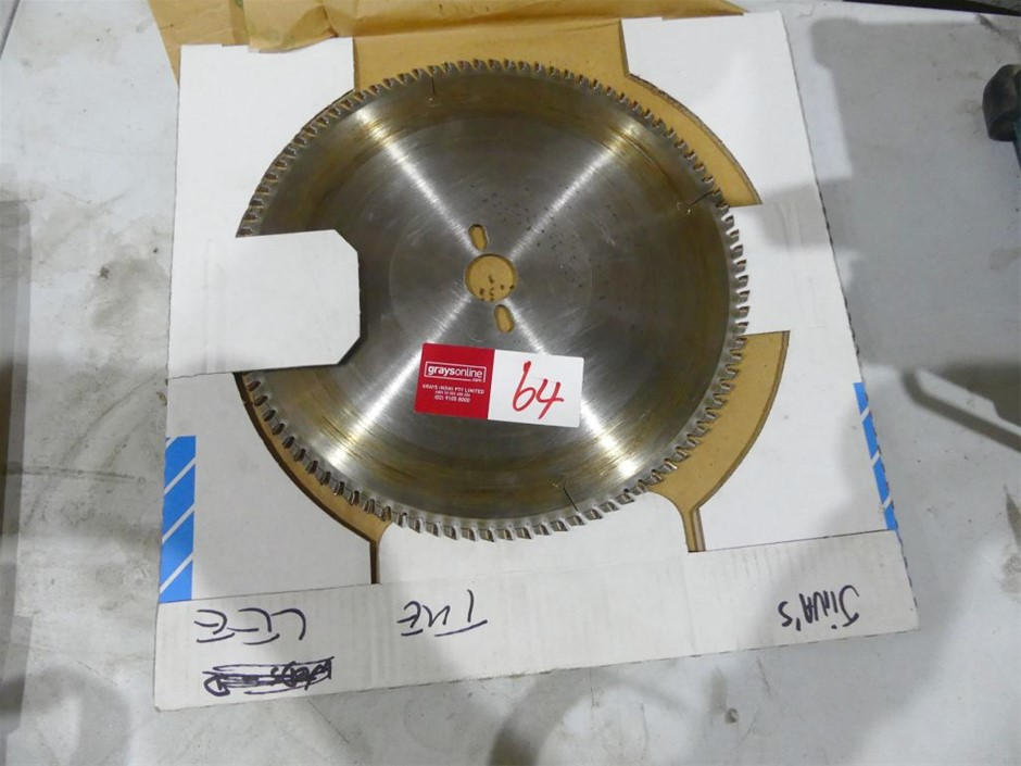 Saw Blade 100T CT