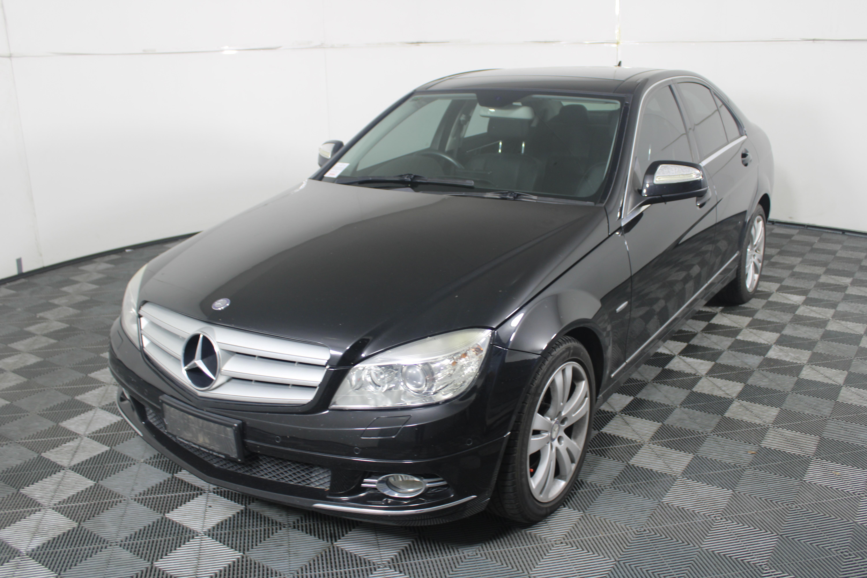 2008 Mercedes Benz C280 Avangarde W204 Automatic Sedan 139,681km