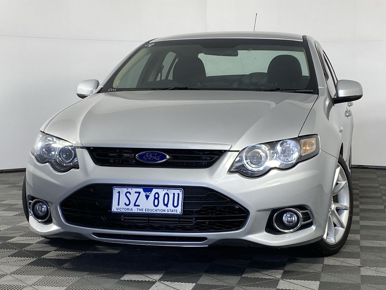 2014 Ford Falcon XR6T FG II Automatic Sedan(WOVR+INSPECTED)