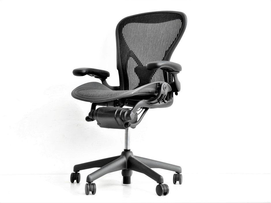 Qty 1 x Herman Miller Aeron Office Chair