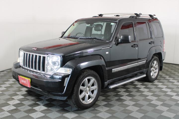 2010 Jeep Cherokee Limited 4x4 Auto SUV 168,486 kms