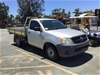2008 Toyota Hilux Workmate RWD Manual - 5 Speed Ute