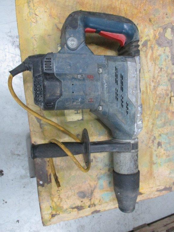 Bosch Industrial Hammer Drill