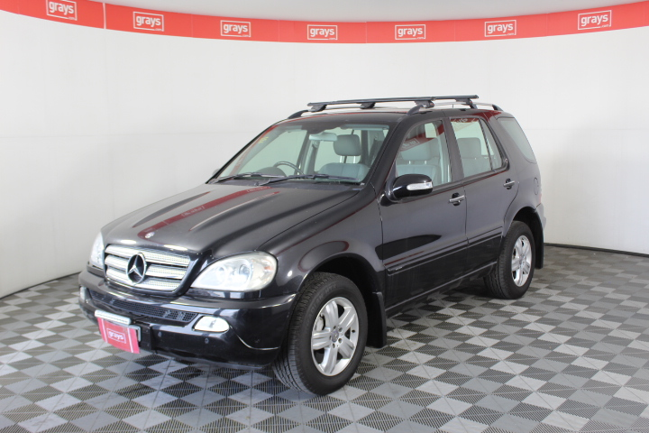 2004 MERCEDES ML270 Automatic SUV