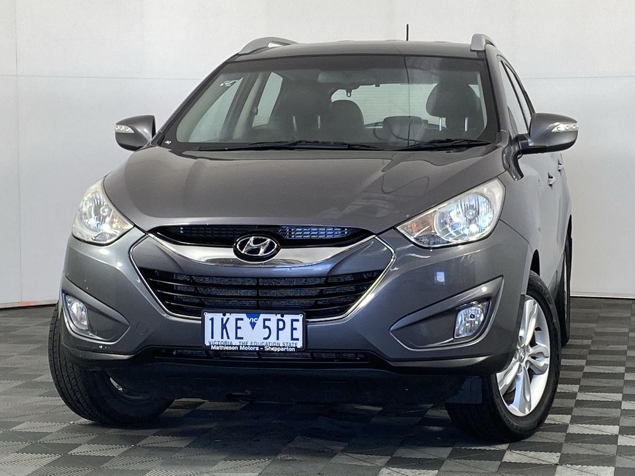 2013 Hyundai iX35 Elite (AWD) LM Automatic Wagon