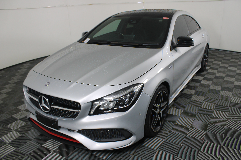 2016 Mercedes Benz CLA250 SPORT 4MATIC C117 Automatic Coupe 123,257km